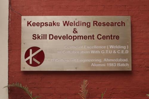 Keepsake Welding Centre @LDCE
